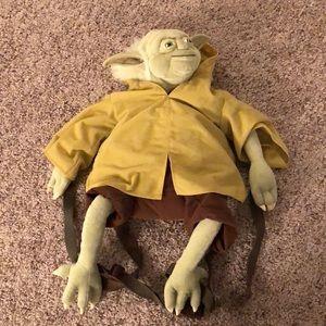Yoda Star Wars Dagobah backpack